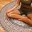 Thumbnail: Meditation Mat - Desert Sand