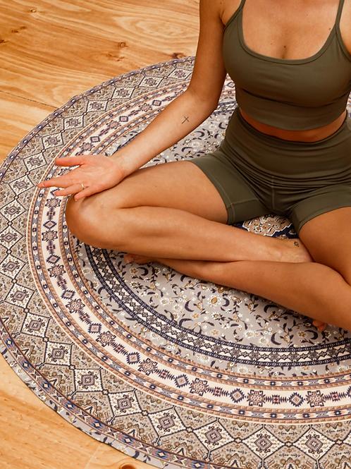 Meditation Mat - Desert Sand