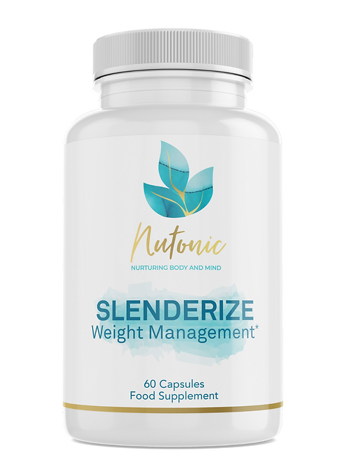 Slenderize - Weight Management - 60 Caps