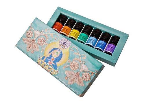 Chakra Essential Oil Blends Kit