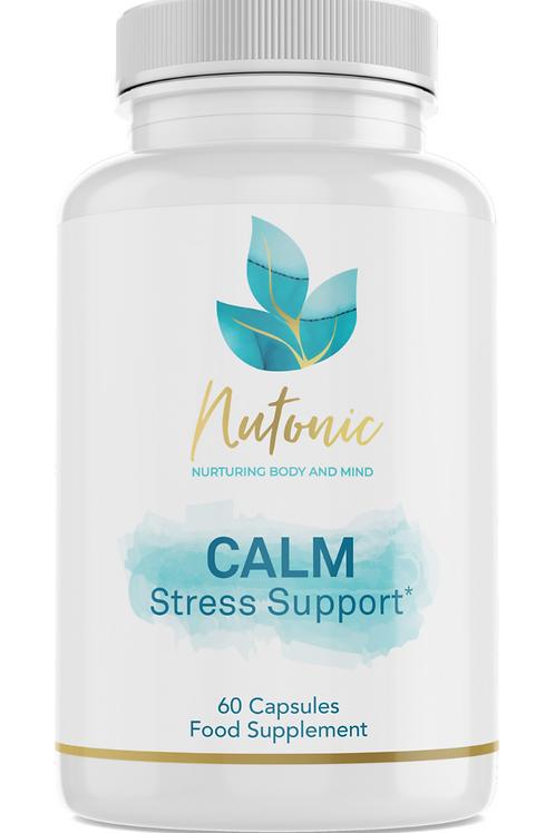 Calm - Stress Support - 60 Caps