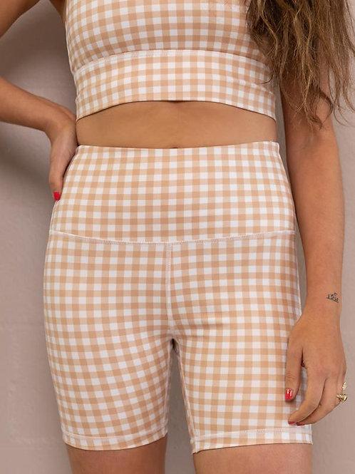 Sunday Plaid Shorts