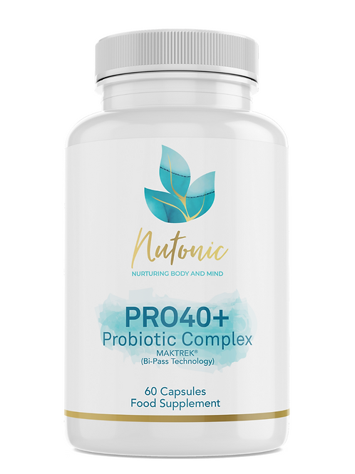 Pro40+ - Probiotic Complex - 60 Caps