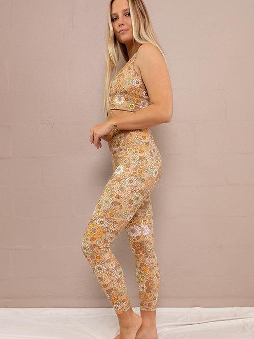 Gypsy Floral Leggings