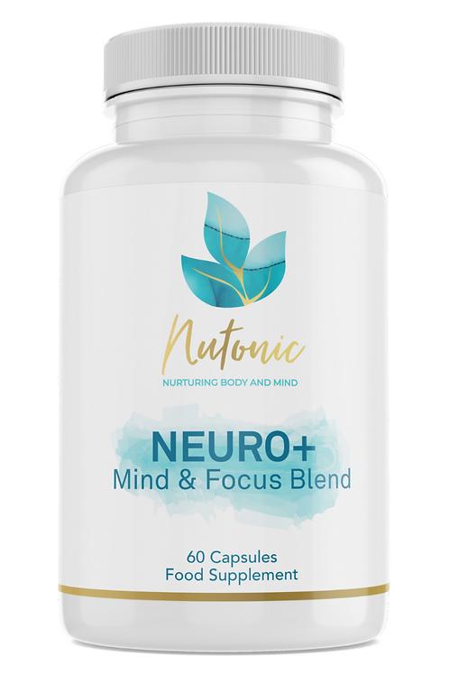 Neuro+ - Mind & Focus - 60 Caps