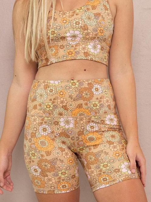 Gypsy Floral Shorts