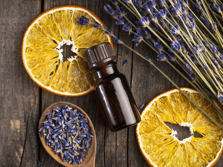 7 Essential Oils for Stress Relief and Relaxation