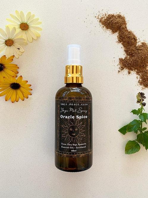Oracle Spice Yoga Spray - 100ml