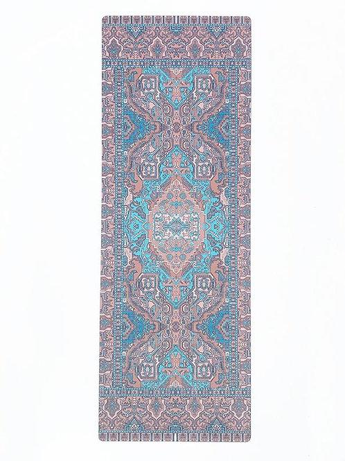 Flow Turquoise Yoga Mat
