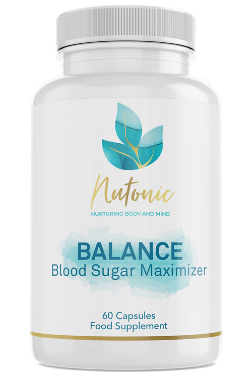 Balance - Blood Sugar Maximizer - 60 Caps