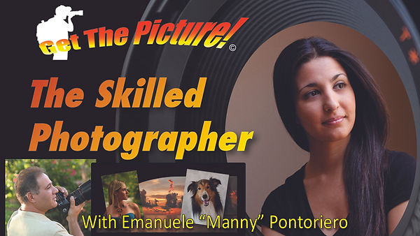 Skilled Photographer Thumbnail for Vimeo