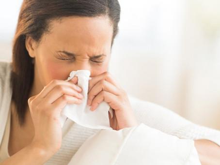 Alergias Nasales - Causas y Síntomas