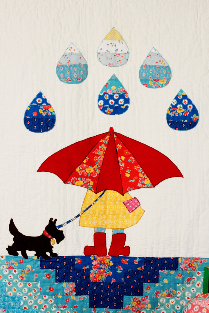 PITTER PATTER QUILT