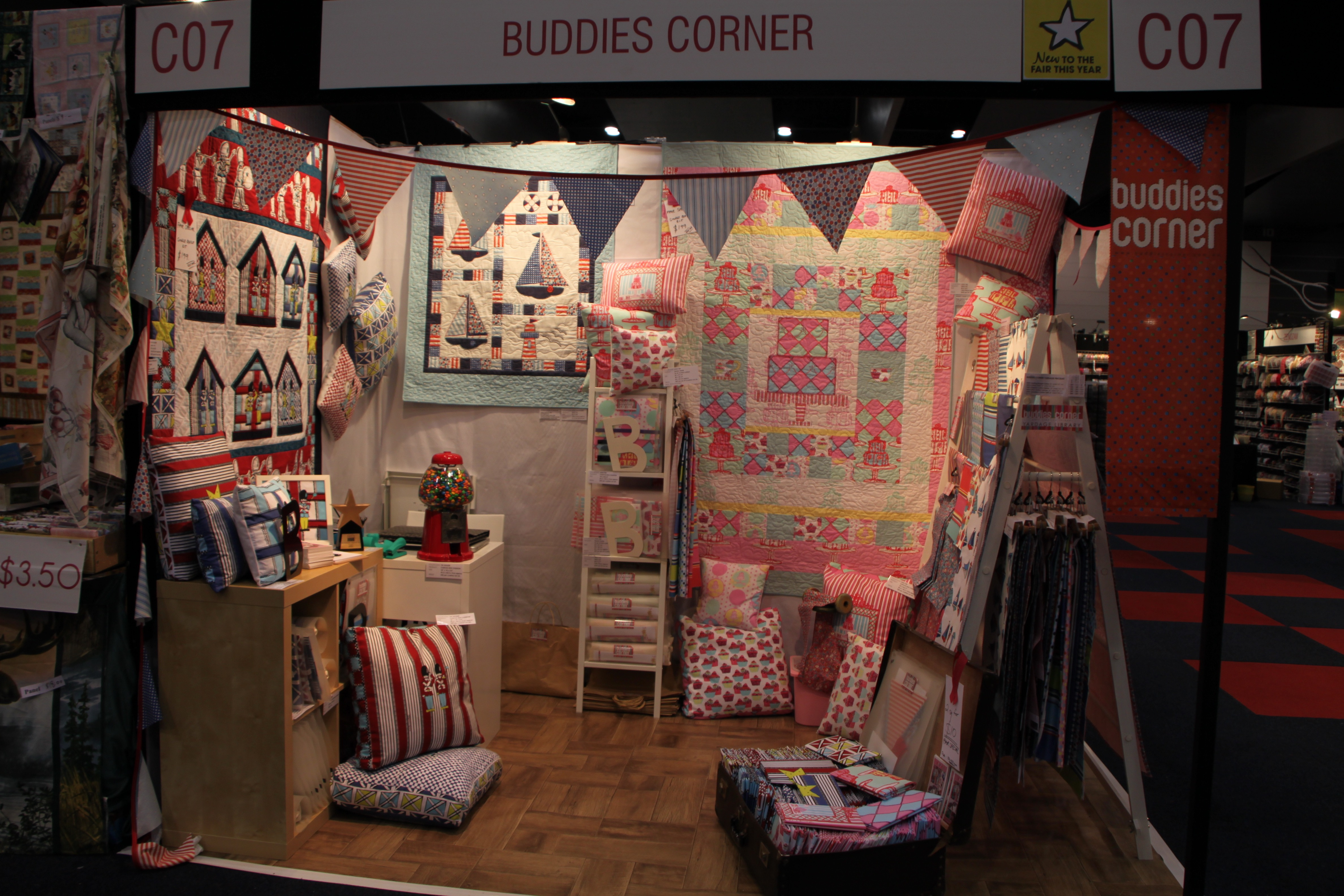 Craft and Quilt Fair, Melbourne