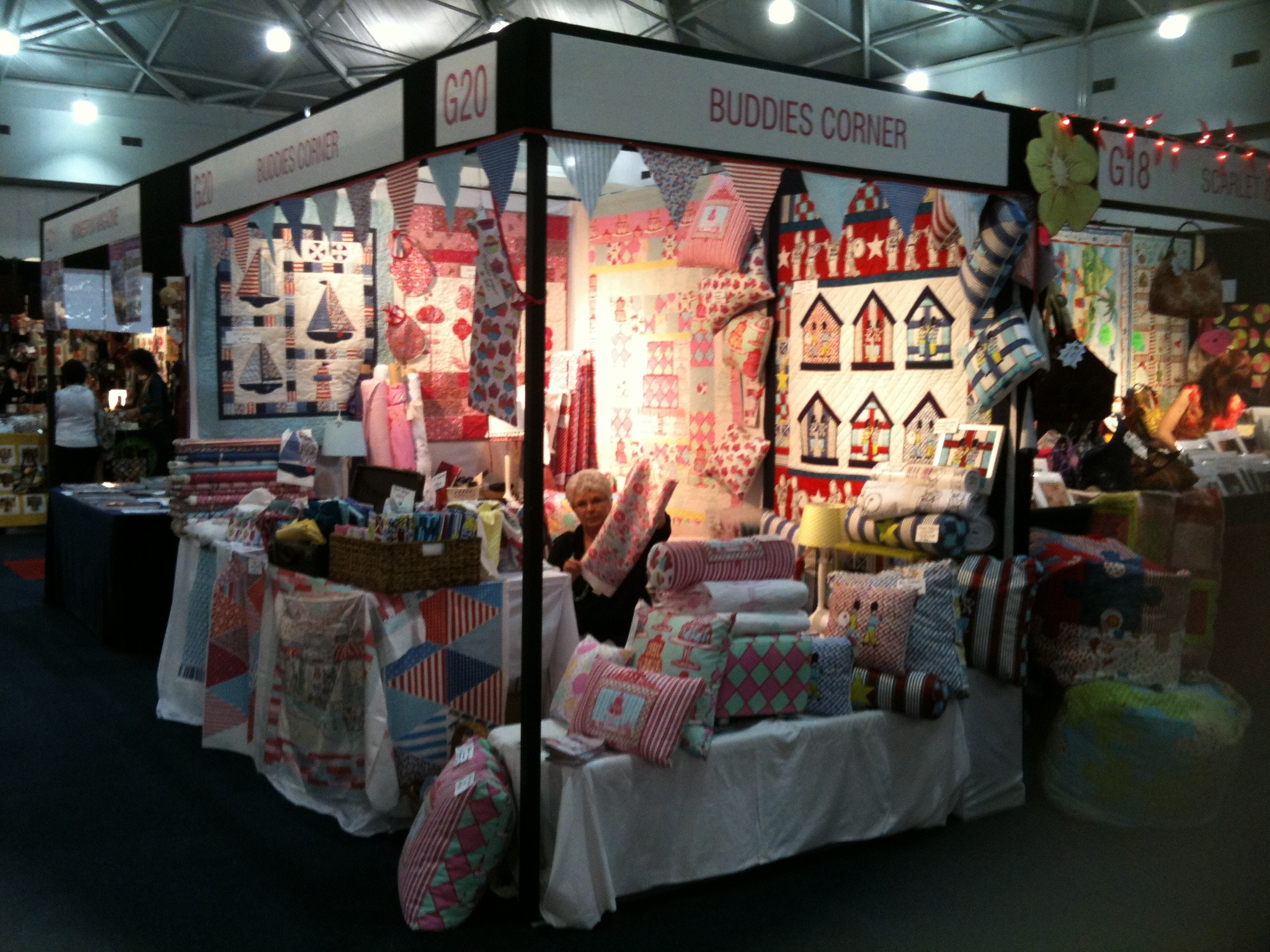 Craft Quilt Fair, Brisbane