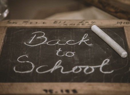 Back to School, Only When It's Safe!