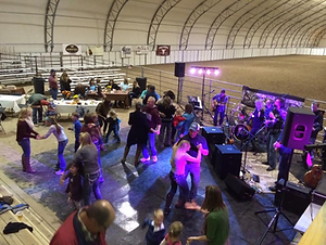 Riata Ranch Event Center Indoor Arena