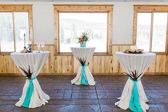 Snowy Range Lodge Laramie Wyoming wedding