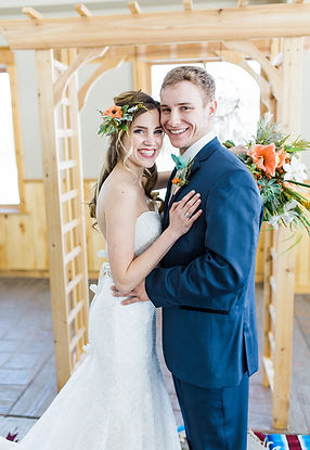 Snowy Range Lodge a perfect place for a Laramie wedding