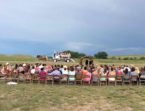 Riata Ranch Event Center Ceremony