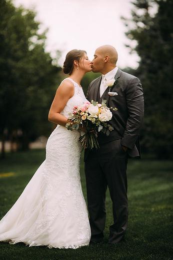 Jade & Aitor's Cheyenne Wedding