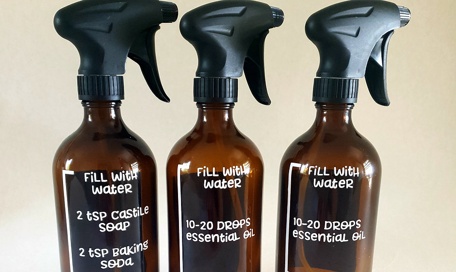 Homemade Cleaner 3pk
