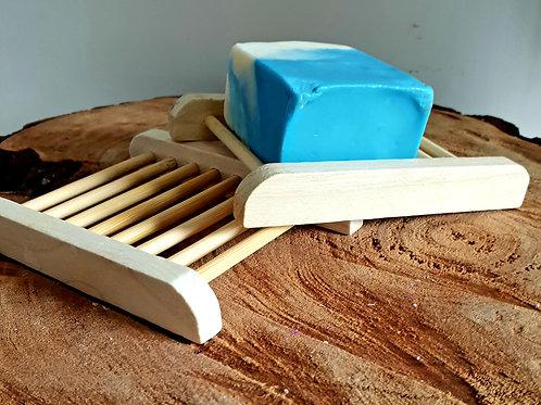 Bamboo Soap Holder