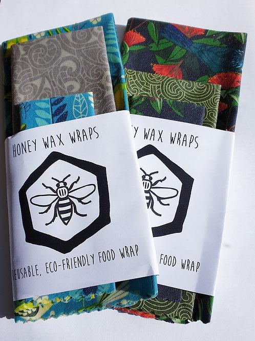 3pk Beeswax Wraps