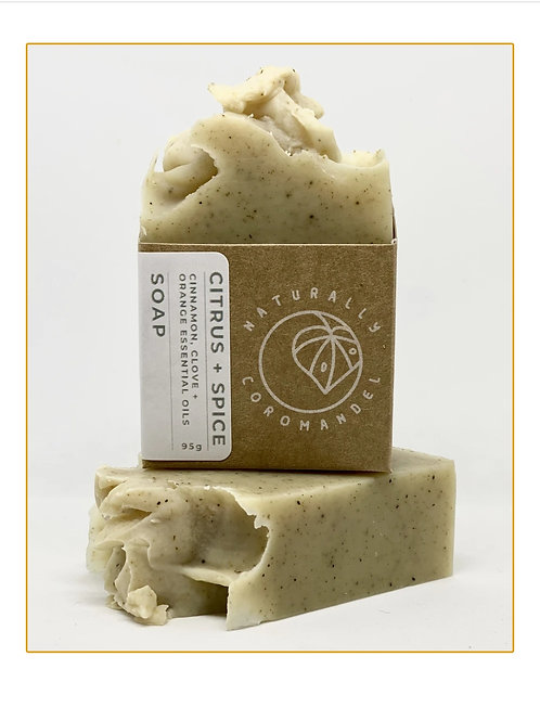 Citrus & Spice Body Wash Soap Bar