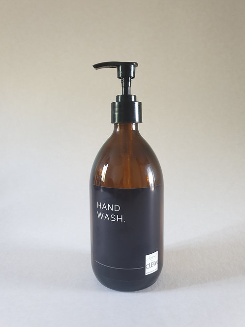 500ml Handwash Refill Bottle