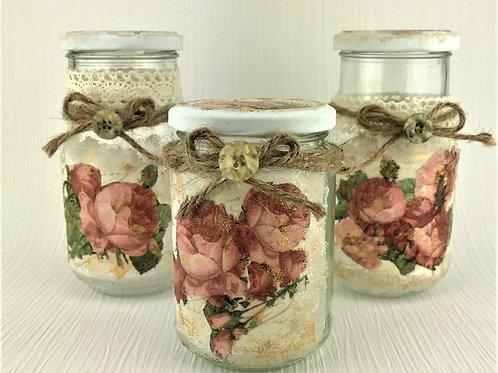Smukke opbevaringsglas