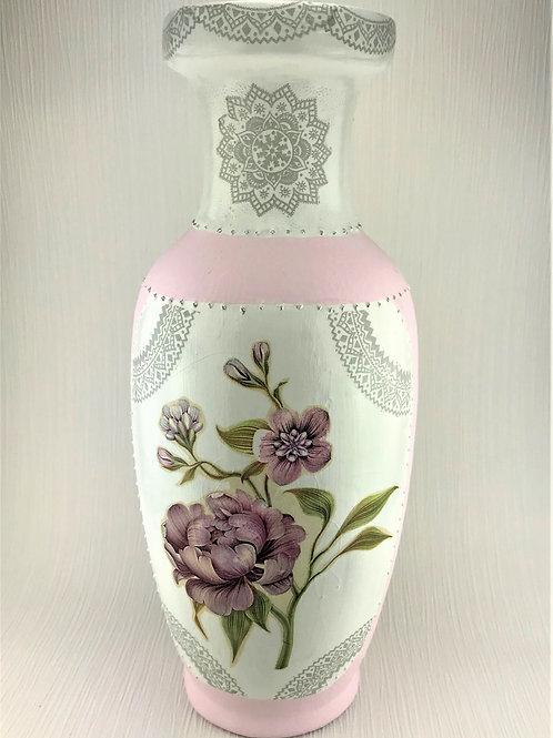 Stor smuk vase
