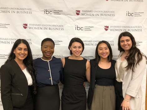 Harvard Intercollegiate Business Convention 2018