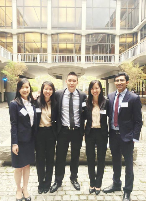 Harvard National Consulting Competition