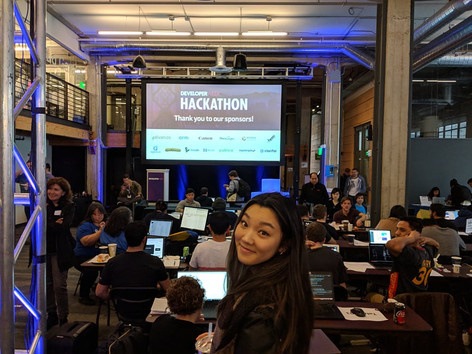 Developer Week 2019 Hackathon