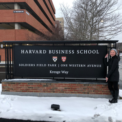 Harvard Social Enterprise Conference (SECON) 2019