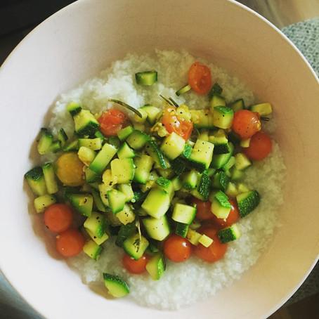 Ayurvedische Reissuppe | sanfte Entlastung in der Pittazeit
