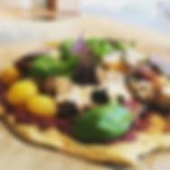 Pizza ist mein Soul Food! Es ist köstlic