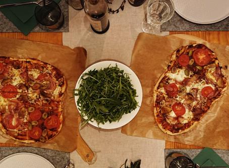 Pizza & Ciabatta