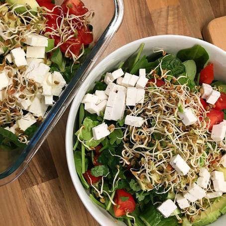 Ist Salat gesund?
