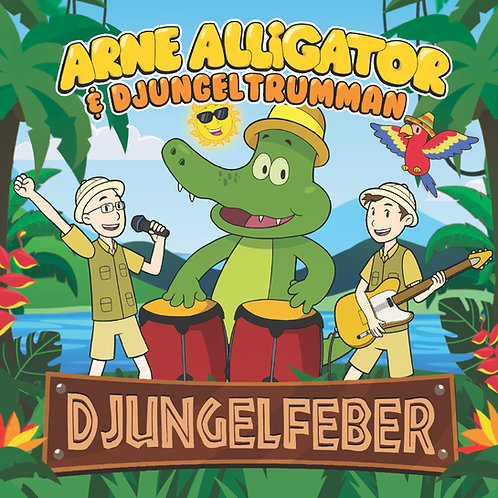 Djungelfeber CD album