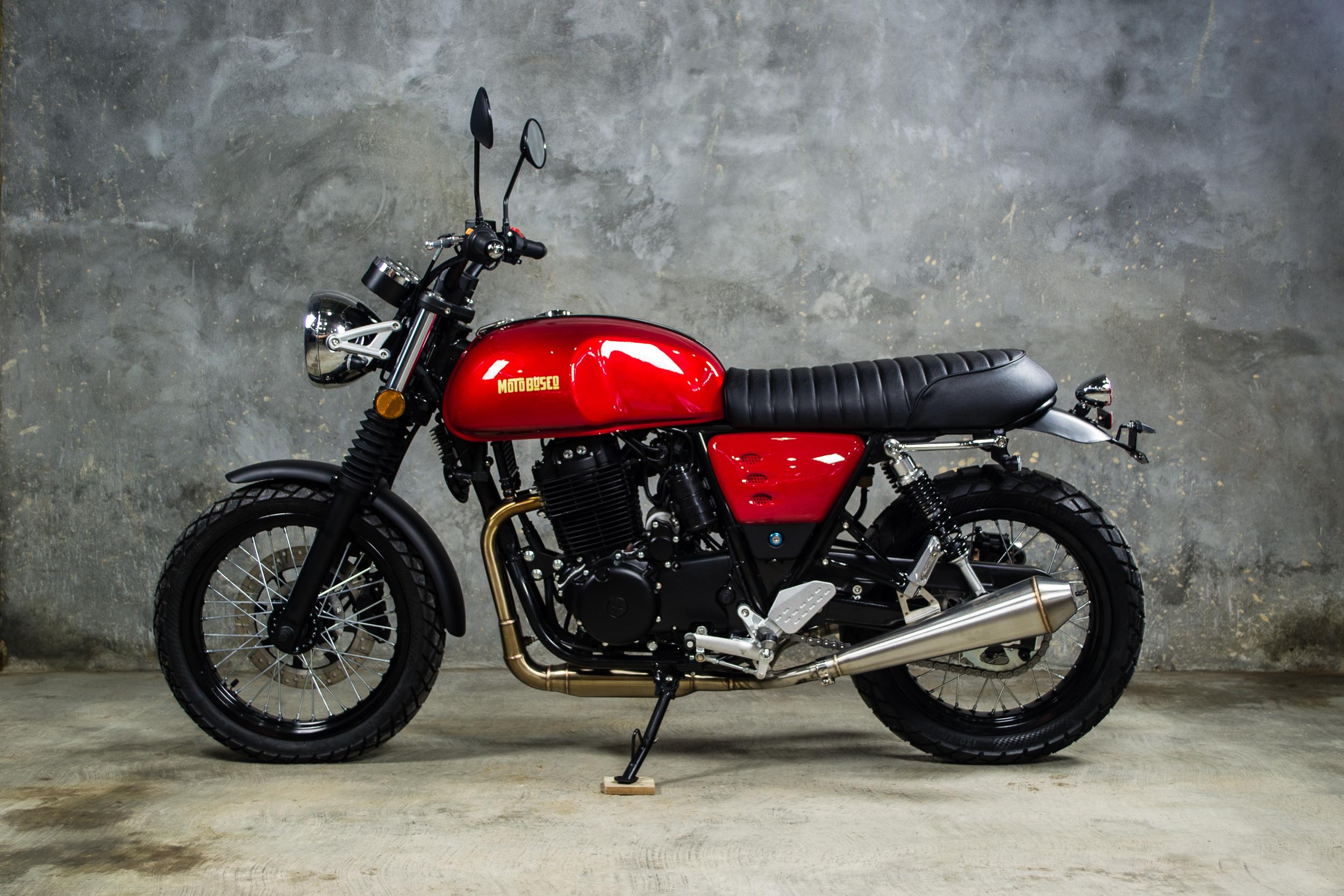 TRACKER 400 Classic