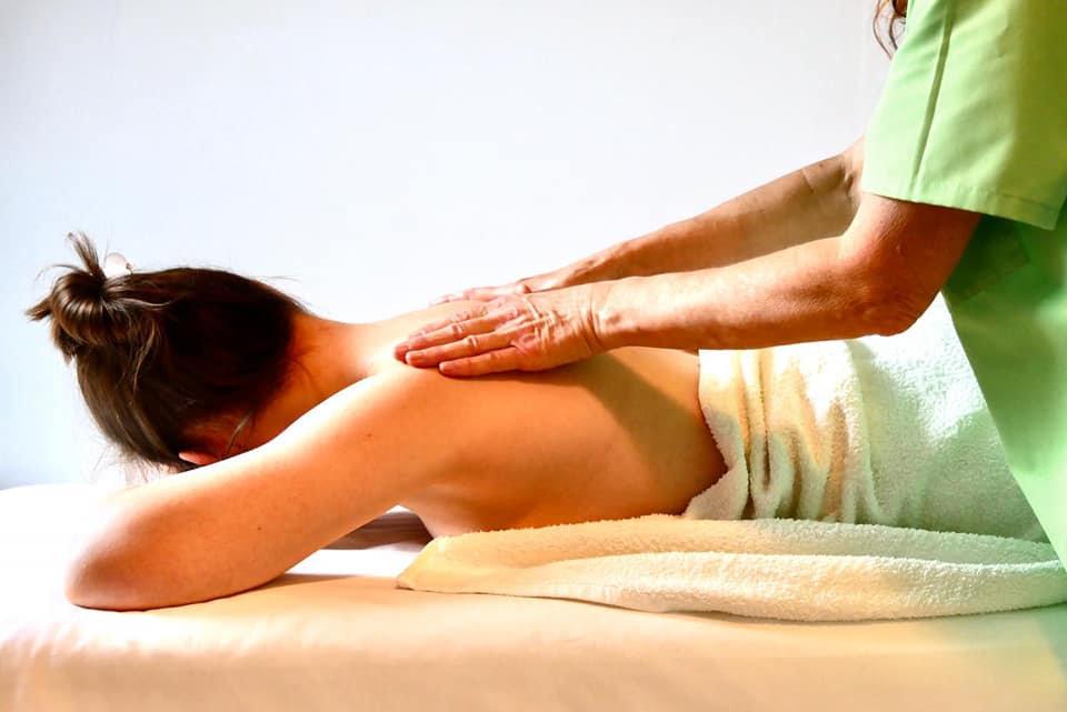 Klassische Massagetherapie