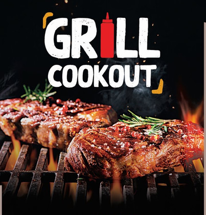 GRILL COOK OUT