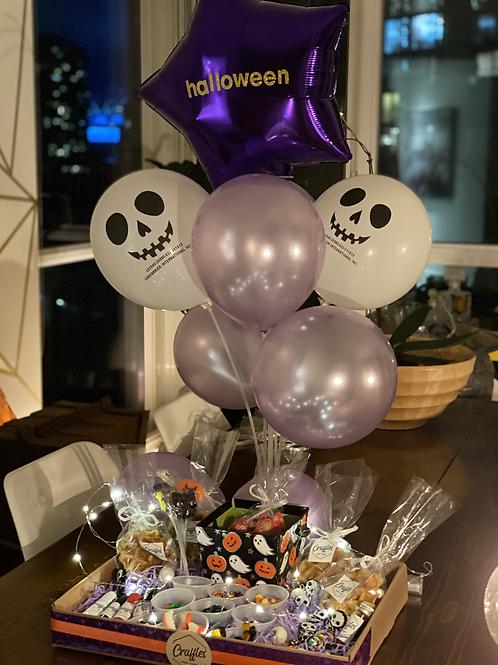 Halloween Waffle Decorating Kit Box