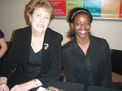 Lynn Redgrave & me.JPG