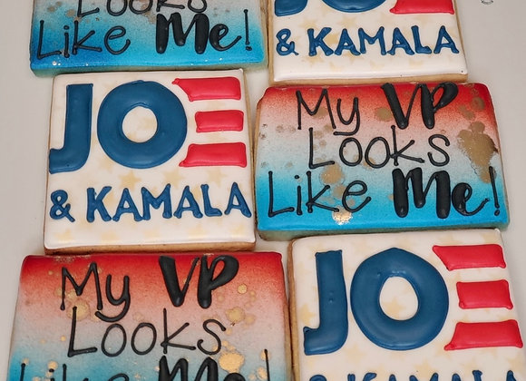 Joe & Kamala Cookie Pack