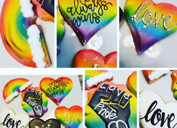 Pride Cookie Pack
