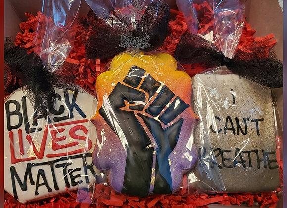 BLM Cookie Pack