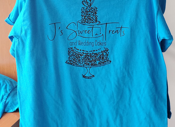 J's Sweet Treats Shirts